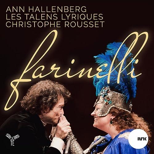 Farinelli Live De Les Talens Lyriques And Christophe