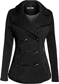 Best light peacoat women's Reviews