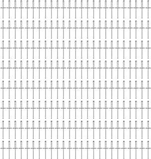 Variedade de rebites de alumínio 2Adaskala00 PCS, rebites populares de 4x13mm