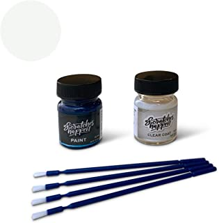 Best satin white pearl touch up paint Reviews