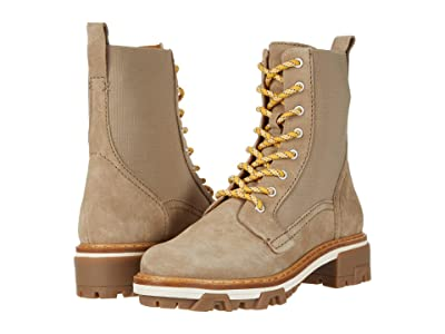 rag & bone Shiloh Combat Boot (Light Sand) Women