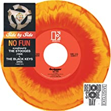 """The Black Keys / The Stooges: No Fun RSD Exclusive 7"""" Vinyl Release"""