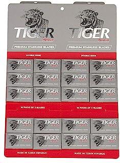 100 ostrzy do golenia Tiger Platinum