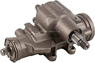 Power Steering Gear Box Gearbox For Jeep CJ 1980 1981 1982 1983 1984 1985 1986 w/Factory Power - BuyAutoParts 82-00019R Remanufactured