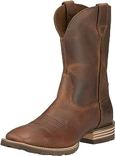 ARIAT Men's Hybrid Street Side Western Boot