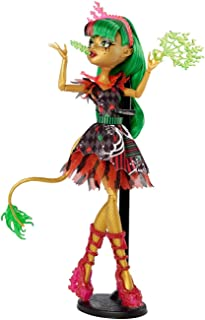 NEW Monster High Fright Mares Doll Freak du Chic Jinafire Long Toy for Girls