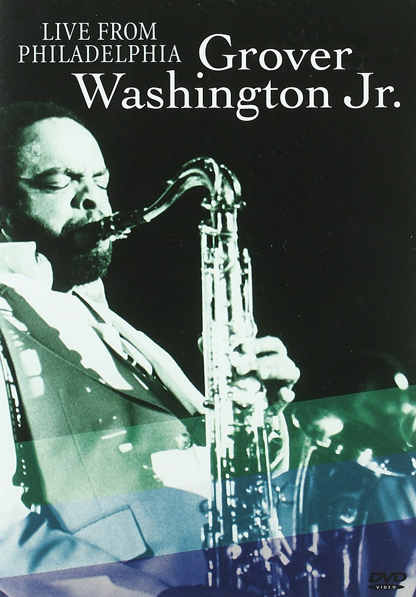 Grover Washington Courier shipping free shipping Jr. - Philadelphia from Purchase 1981 Live