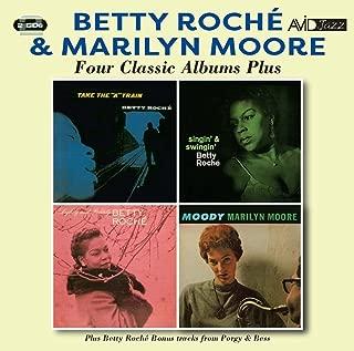4 Classic Albums Plus Take The A Train / Singin & Swingin / Lightly & Politely / Moody