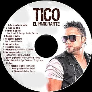 Exitos De Tico El Inmigrante 2012