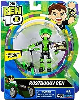 Ben 10 Rustbuggy Ben Action Figure