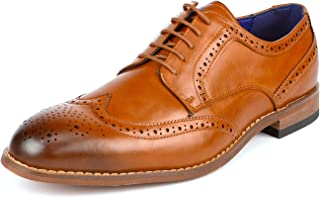 Bruno Marc Men's Dress Oxfords Shoes
