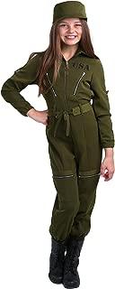 Best army girl jumpsuit fancy dress Reviews