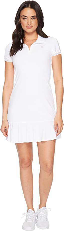 Eleven by Venus Williams Pique Collection Swing Dress