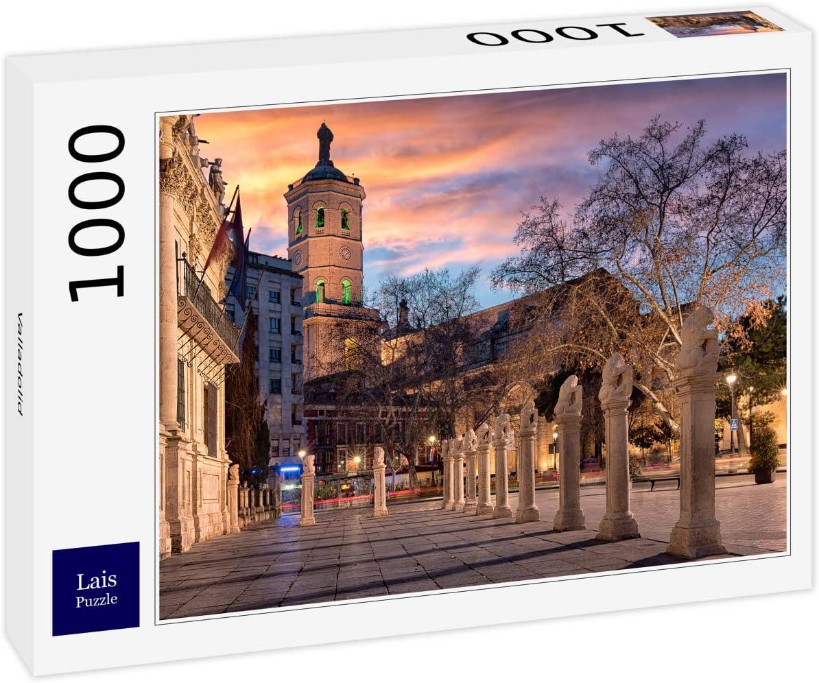 Lais Puzzle Valladolid 1000 Piezas