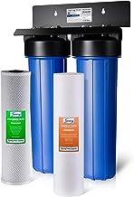 فلتر مياه كامل من اي سبرينج WCB22B - أزرق