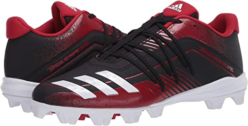 Core Black/Footwear White/Power Red