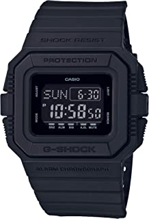 [カシオ] 腕時計 ジーショック G-SHOCK DW-D5500BB-1JF メンズ ブラック