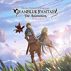 GRANBLUE FANTASY The Animation DVD