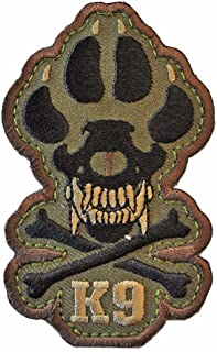 Best K9 Morale Patch (Woodland (Forest)) Review