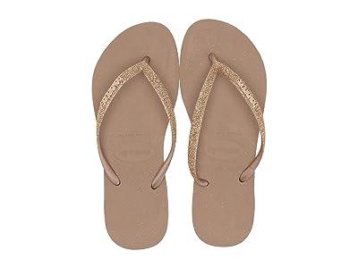 Havaianas Slim Glitter Sandal