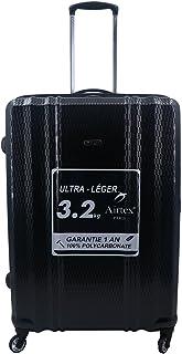 095acce5a4 Valise 4 roulettes pour soute Grande 75 cm Airtex 100% Polycarbonate  Ultra-léger