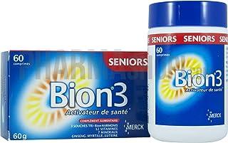 Bion 3 Séniors 60 comprimés Merck