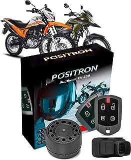 Alarme para moto Positron Duoblock FX G8 350 Dedicado Honda NXR bros 150/160 - XRE 190 012882000
