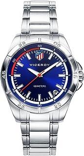 Viceroy Reloj Analogico para Niños de Cuarzo con Correa en Acero Inoxidable 42302-37