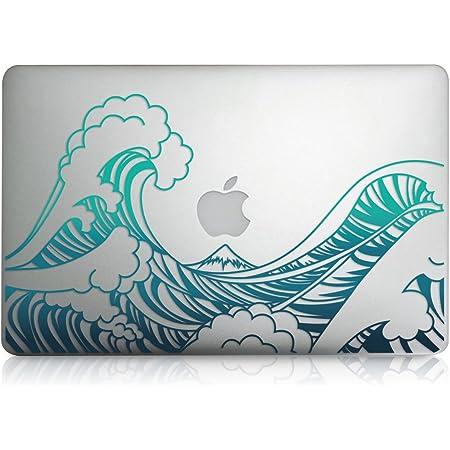 Stick-up Sticker Atome Apple/ /Ordinateur Portable Macbook en Vinyle pour Tous Les mod/èles Macbook 15-17