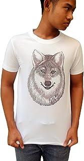 G Tee direwolf super soft cotton Men T shirt