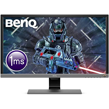 "BenQ EL2870U 27.9"" 4K Ultra HD LED Flat Grey Computer Monitor"