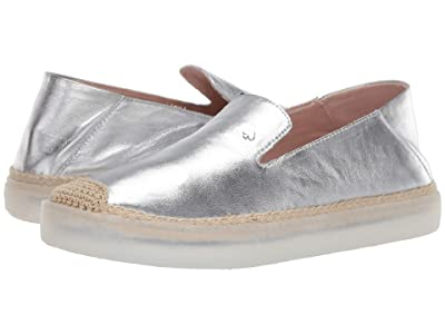 Kate Spade New York Lisa (Silver Metallic Nappa) Women