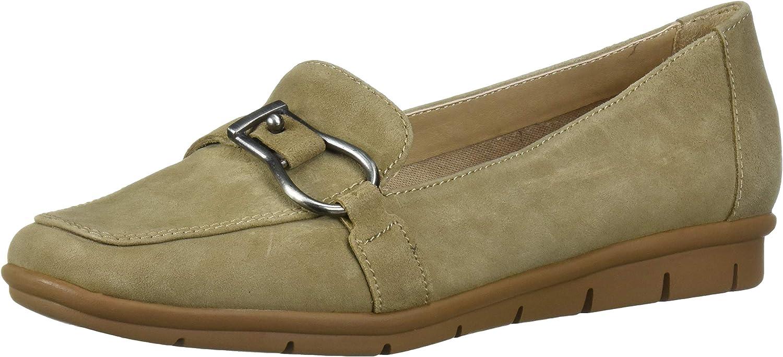 SOUL OFFicial mail order Naturalizer Women's Lindsay Moc Loafer Slip on shop