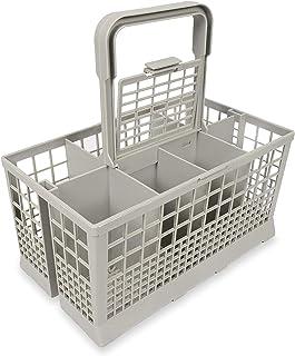 """Universal Dishwasher Cutlery Basket (9.45"""" x 5.5""""x 4.7"""") fits Kenmore, Whirlpool, Bosch, Maytag, KitchenAid, Maytag, Samsu..."""