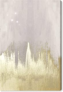 The Oliver Gal Artist Co. Abstract Wall Art Canvas Prints 'Offwhite Starry Night' Home Décor, 10