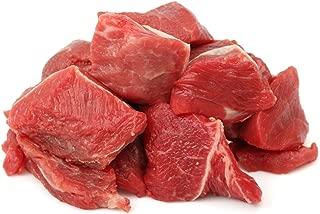 H.F.'s Outstanding USDA Choice Beef Tenderloin Tips, 5 Pound