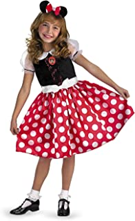 Disney Minnie Mouse Classic Girls' Costume