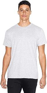American Apparel Unisex Fine Jersey Crewneck Short Sleeve T-Shirt, 2-Pack