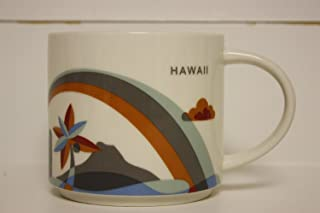 Best starbucks you are here hawaii mug Reviews