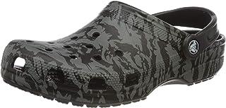 Crocs Classic Printed Camo Clog, Sabots Mixte