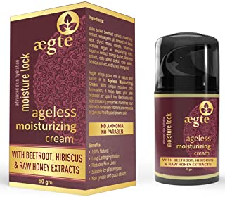 Aegte Ageless Moisturizing Cream with Advanced Moisture Lock Formulation 50gm