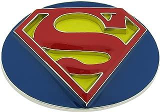 Best superman logo belt buckle Reviews