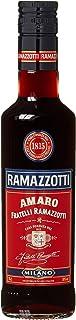 Ramazzotti Amaro / Der italienische Digestif mit 33 verschiedenen Kräutern / Absacker mit perfekter bittersüßen Note / 1 x 0,35 L