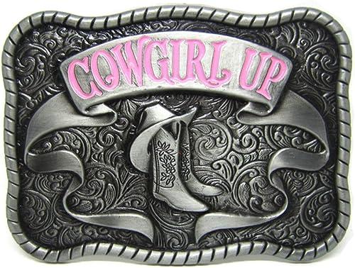 Western Durable Cowboy//girls Indian Rodeo Novelty Eagle Belt Buckle