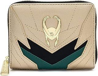 Loungefly x Marvel Loki Classic Cosplay Zip Around Wallet