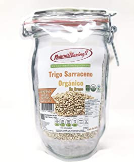 Granos de Trigo Sarraceno o Alforfon Orgánico 400g