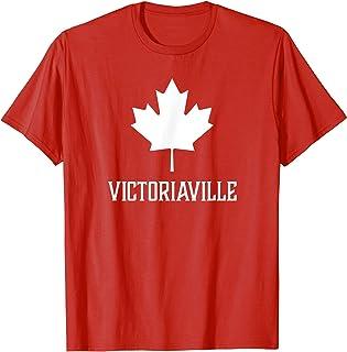 Victoriaville, Canada - Canadian Canuck Shirt