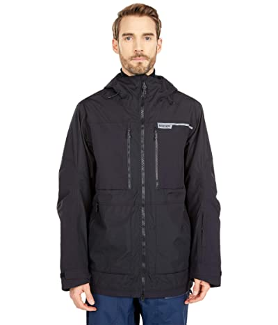 Burton Frostner Jacket (True Black) Men