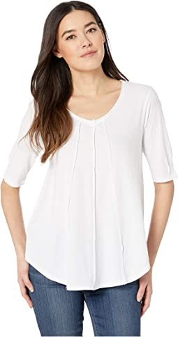 offer discounts entire collection sale retailer Womens elbow length tee tops + FREE SHIPPING | Zappos.com
