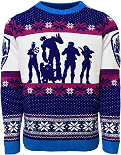 Official Guardians of The Galaxy Christmas Jumper/Ugly Sweater